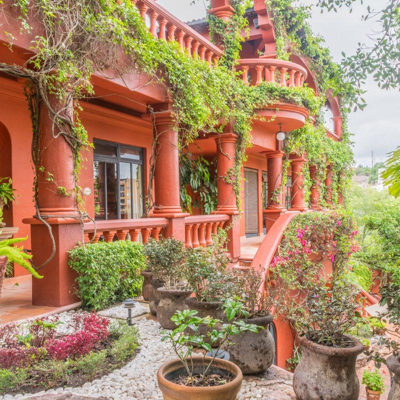 Hotel Casa Puesta Del Sol Hotel En San Miguel De Allende